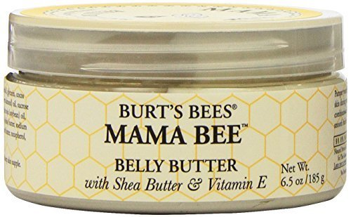 Burt's Bees Mama Bee Belly Butter, 6.5 Ounces (Pack of 3) by Burt's Bees