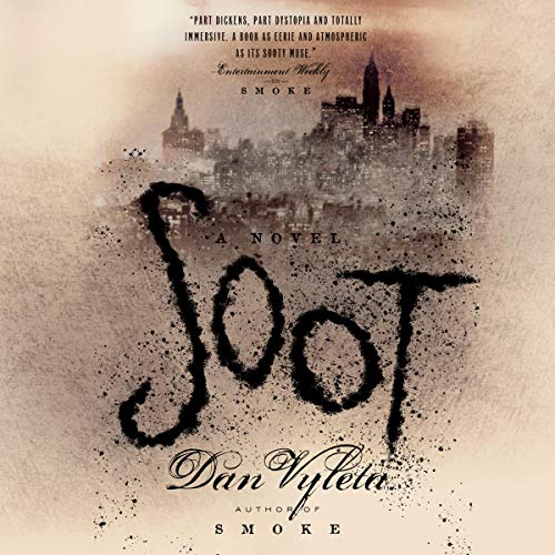 Soot audiobook cover art