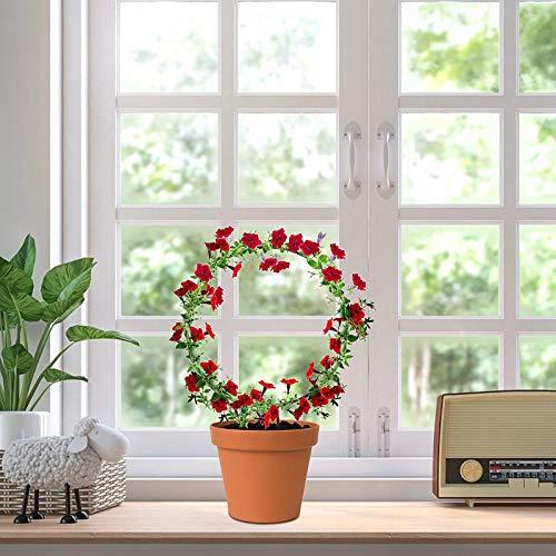 Eisenregale für Kletterpflanzen, Garten...