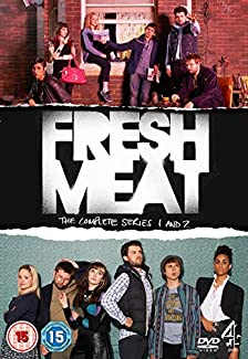Fresh Meat - The Complete Series 1 And 2