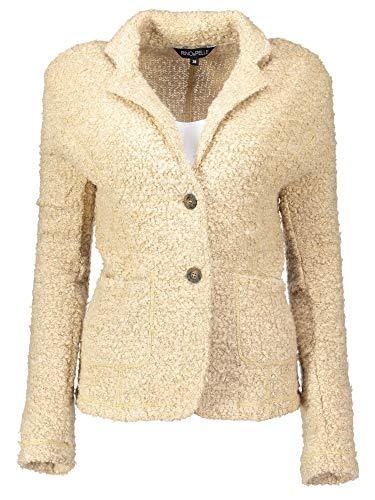 Rino & Pelle Breena Dames gebreid blazer - jas - beige