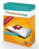 20 Staubsaugerbeutel geeignet für Siemens VS06B1110 synchropower von Staubbeutel-Profi®