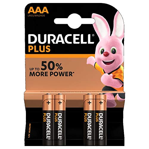 Duracell AAA Plus Power Micro x4