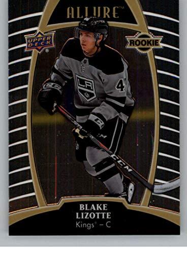 2019-20 Upper Deck Allure #87 Blake Lizotte RC Rookie Los Angeles Kings NHL Hockey Trading Card