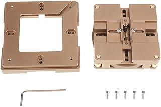 HT-90X BGA Reballing Station Auto Magnet Stencil Solder Rework Kit Soldering Station For Auto Fixing