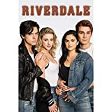 Riverdale (Bughead and Varchie Unisex Póster Multicolor, Papel, 61 x 91,5 cm