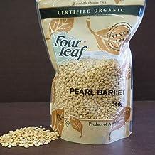 Four Leaf Milling Organic Pearl Barley, 350 g