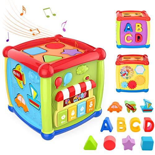 TUMAMA Baby Activity Cube Toys,Baby...