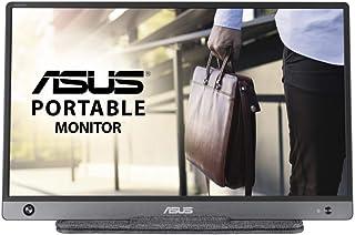 ASUS ZenScreen MB16AH 39,62 cm (15,6 Zoll) tragbarer USB Typ C Monitor (Full HD, Micro HDMI, Blaulichtfilter) schwarz
