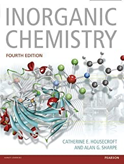 Inorganic Chemistry by Housecroft, Prof Catherine, Sharpe, Alan G. [31 May 2012]