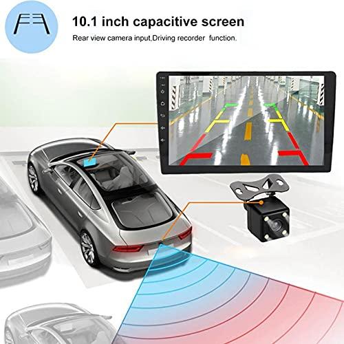 KAKAKE Reproductor MP5, admite interconexión en Varios Idiomas y función GPS de teléfonos Android e iOS Reproductor de navegación GPS para navegación de automóviles y visualización de Videos
