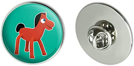 GRAPHICS & MORE Pokey Gumby's Horse Pony Pal Friend Metal 1.1