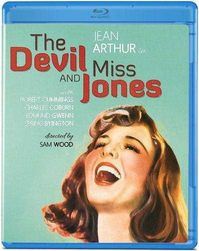 Devil & Miss Jones [Edizione: Stati Uniti] [Reino Unido] [Blu-ray]