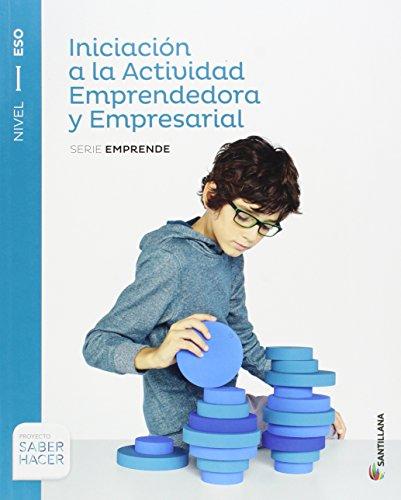 Iniciación a la actividad emprendedora I Ed15 -