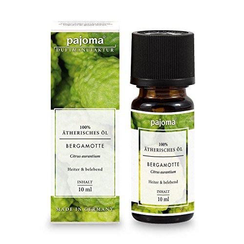 pajoma Duftöl Bergamotte, 100% naturrein, ätherisch, 10 ml