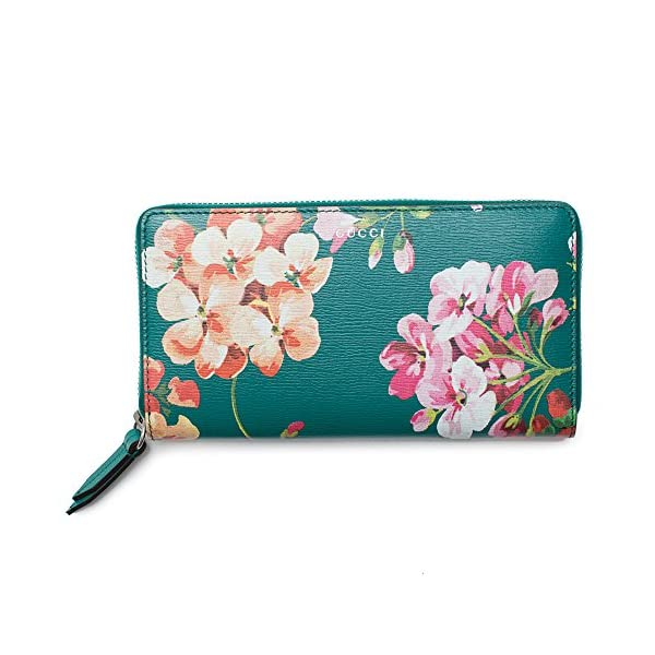 Fashion Shopping Gucci Ophidia flora Camera handbag Wallet Italy Pink Box Leather White Flower NW