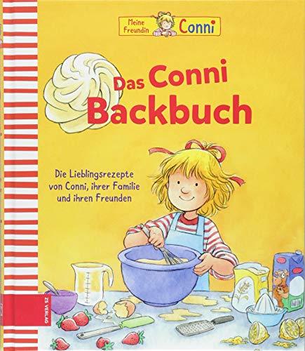 Das Conni Backbuch: Die Lieblingsrezepte von Conni, ihrer Familie und ihren Freunden