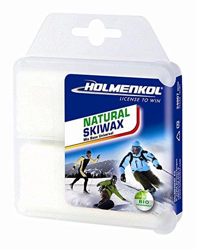 Holmenkol Natural Skiwax 2X35 G - - - Onderhoud Unisex