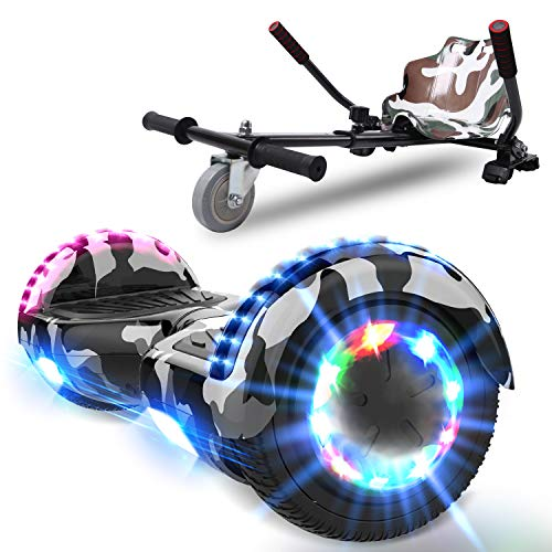 Patinete Electrico Hoverboard Camuflaje  Marca NEOMOTION