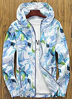 Summer women Quick Dry Skin Sun Protection Clothing Couple Coat Fashion Windbreaker Waterproof Men Women Jacket jacket (Color : Mint, Size : 4XL)