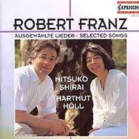 Ausgewahlte Lieder by Franz