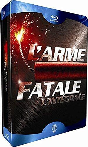 L'arme Fatale - l'Intégrale des 4 Films - Coffret Blu-Ray