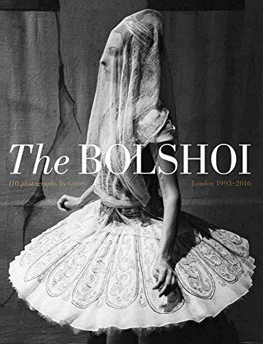 Sasha Gusov: The Bolshoi: 110 Photographs by Gusov, London 1993–2006