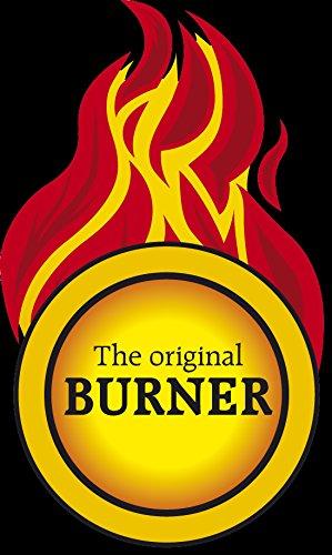 Burner Encendedor de fuego original 200 pcs – inciador de fuego en aceite Bio para BBQ, Fuegos, Estufas, Hornos y…