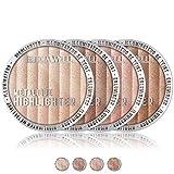 Highlighter - Illuminateur de teint - Poudre Illuminatrice de teint et corps 123 Cosmé Spécialiste Maquillage pas cher