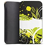 DeinDesign Cover kompatibel mit Wiko Jimmy Hülle Tasche Sleeve Socke Schutzhülle Flowers Blumen Pattern