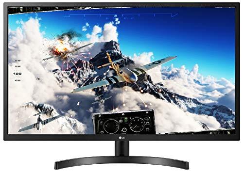 """LG 32ML600M-B - Monitor PC Full HD, Compatibile HDR 10, Pannello IPS, Risoluzione 1920 x 1080, 2x HDMI, Tempo di risposta 5ms, Split Schermo (Multitasking), Nero, 32"""""""