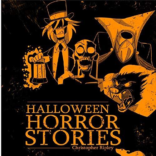 Halloween Horror Stories audiobook cover art