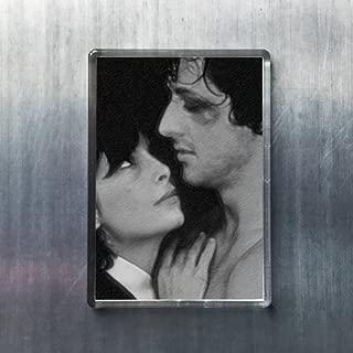 Seasons Sylvester Stallone - Original Art Fridge Magnet #js002