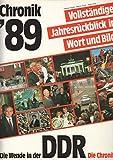 Chronik `89 Die Wende in der DDR