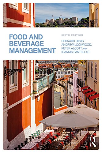 Food and Beverage Management (English Edition)