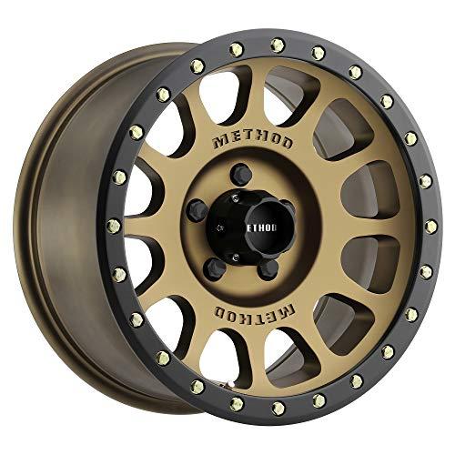 Method Race Wheels 305 NV Method Bronze/Black Street Loc 17x8.5