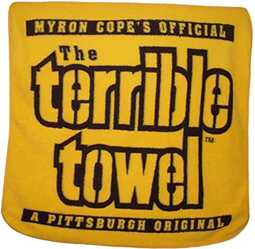 Terrible Towel The Fleece Throw Blanket 50' x 60'