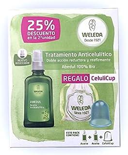 Pack Anticelulítico Weleda Aceite Abedul 2 unidades +