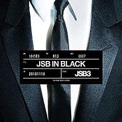 三代目 J SOUL BROTHERS from EXILE TRIBE「JSB IN BLACK」のCDジャケット