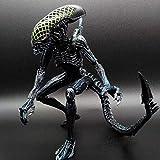 Qivor Muñecos y Figuras de acción Películas -Alien: Covenant - 7' Escala Corolla Extranjero colección Figura de acción for Aficionados Extranjero 23cm