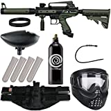 Action Village Tippmann Cronus Epic Paintball Gun Package Kit - Basic & Tactical (Olive Tactical)