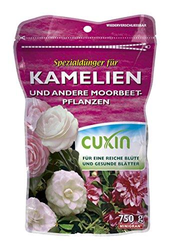 Cuxin Spezialdünger für Kamelien, 750 g