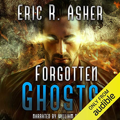 Forgotten Ghosts cover art