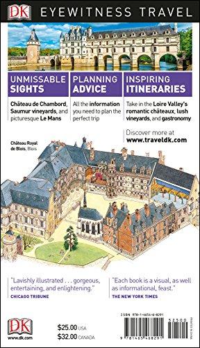 DK Eyewitness Loire Valley (Travel Guide) - 515vfJ 0yoL