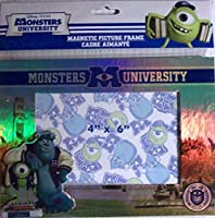 Monsters University Magnetic Picture Frame (4x6 In) by Disney