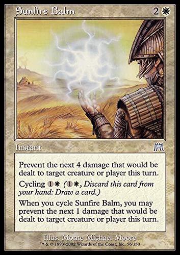 Magic The Gathering - Sunfire Balm - Onslaught
