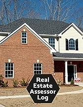 Real Estate Assessor Log: Real estate client portfolio management book (Real Estate client log)