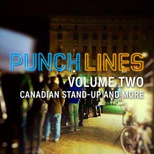 Page de couverture de Punchlines: Volume 2