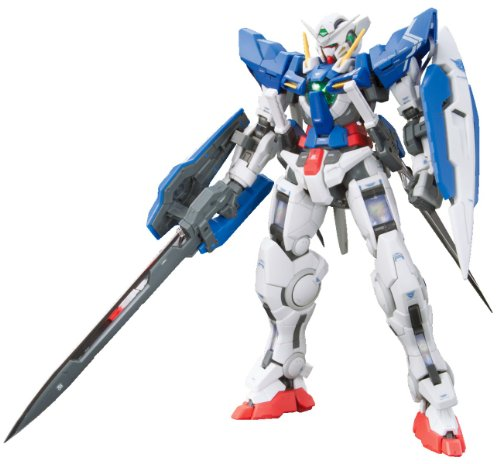 Bandai Hobby # 15RG Gundam Exia Model Kit (1/144Scale)