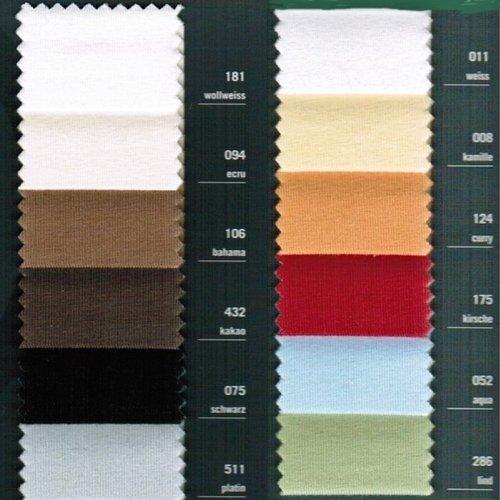 Schlafgut Boxspring Spannbettlaken, Spannbetttuch 90/200-100/200cm , Farben:175-kirsche